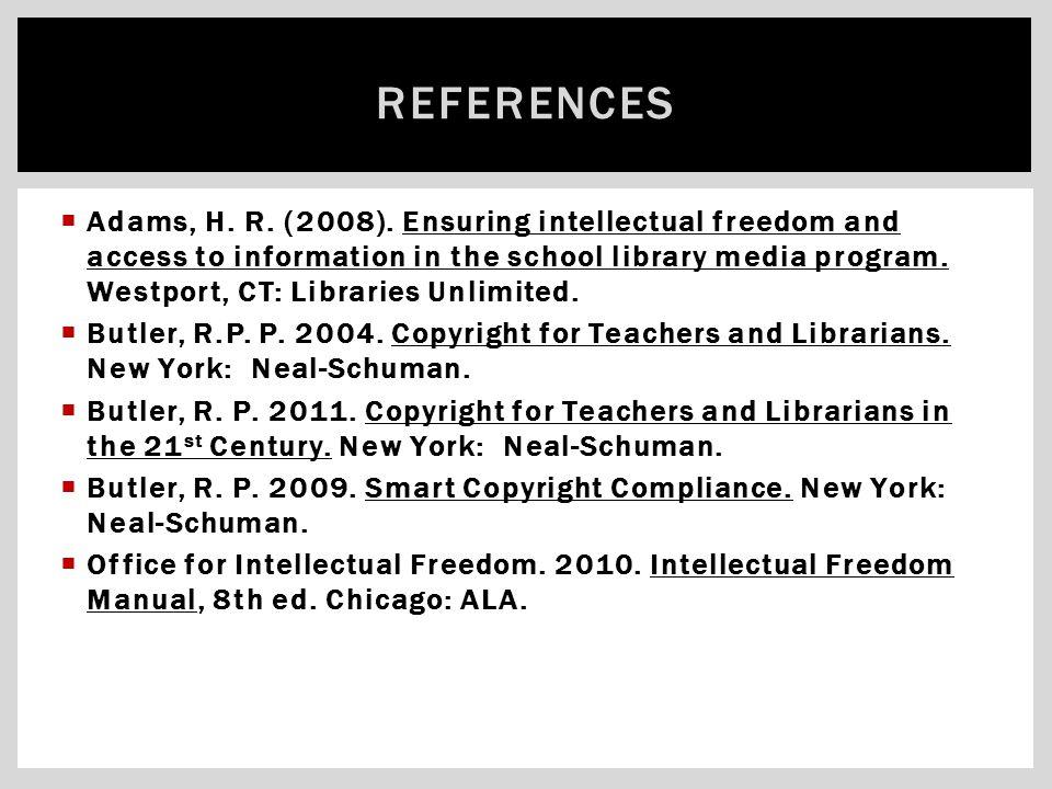  Adams, H. R. (2008).