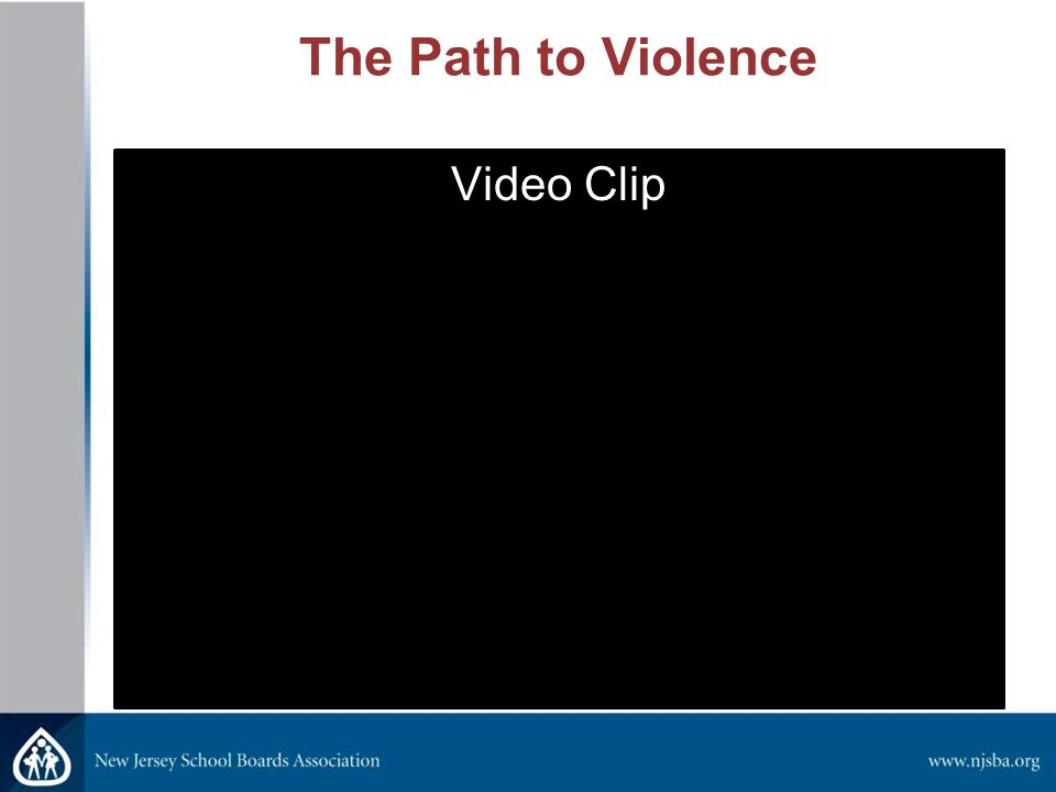 The Path to Violence Video Clip