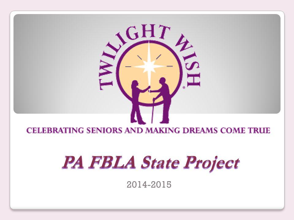 PA FBLA State Project 2014-2015