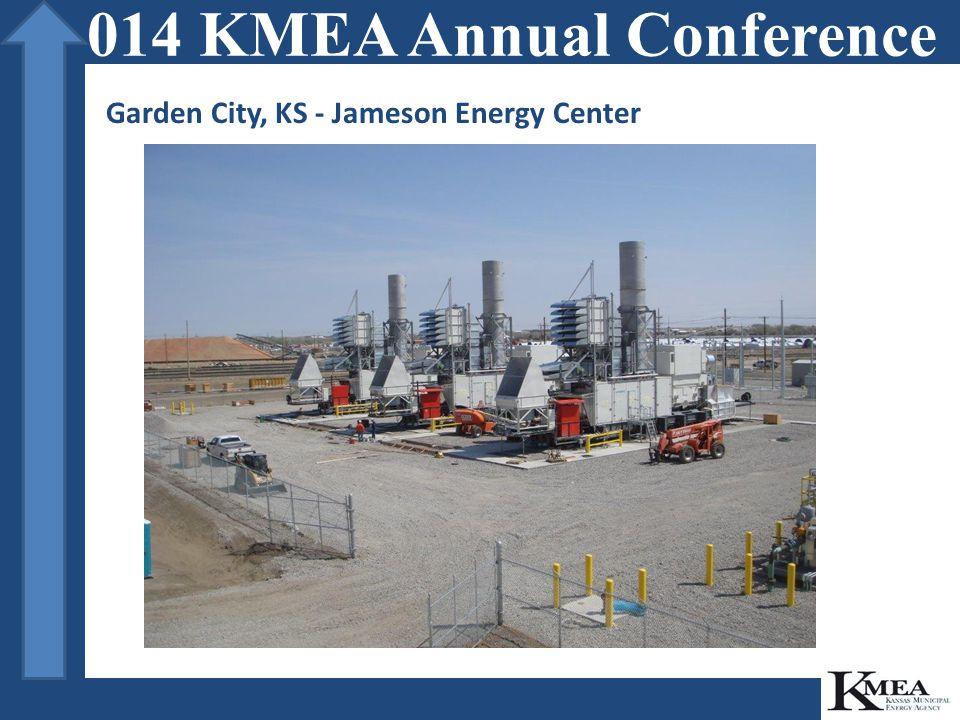 Garden City, KS - Jameson Energy Center 2014 KMEA Annual Conference