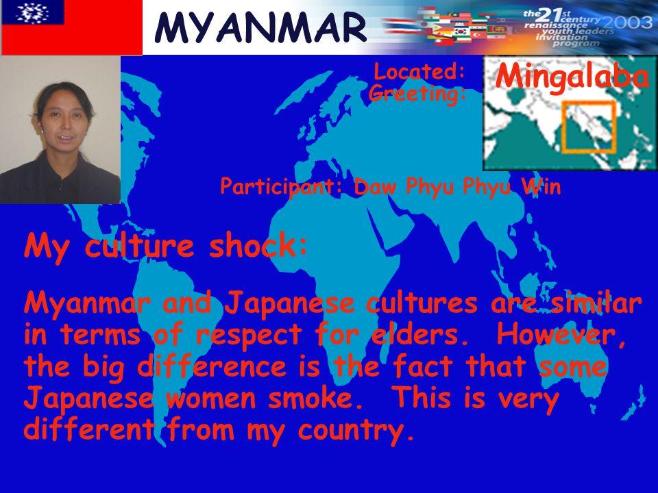 Health education has always been a part of the school curriculum in Myanmar.