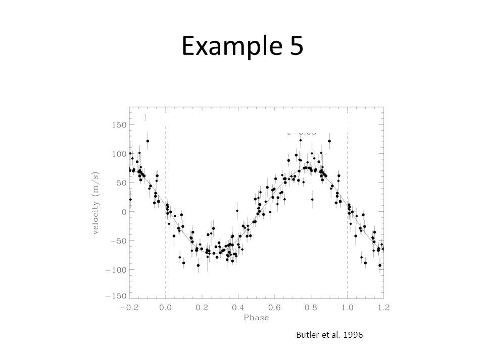 Example 5 Butler et al. 1996