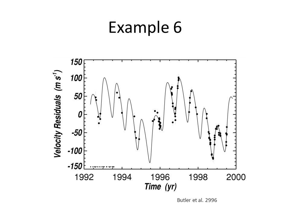 Example 6 Butler et al. 2996