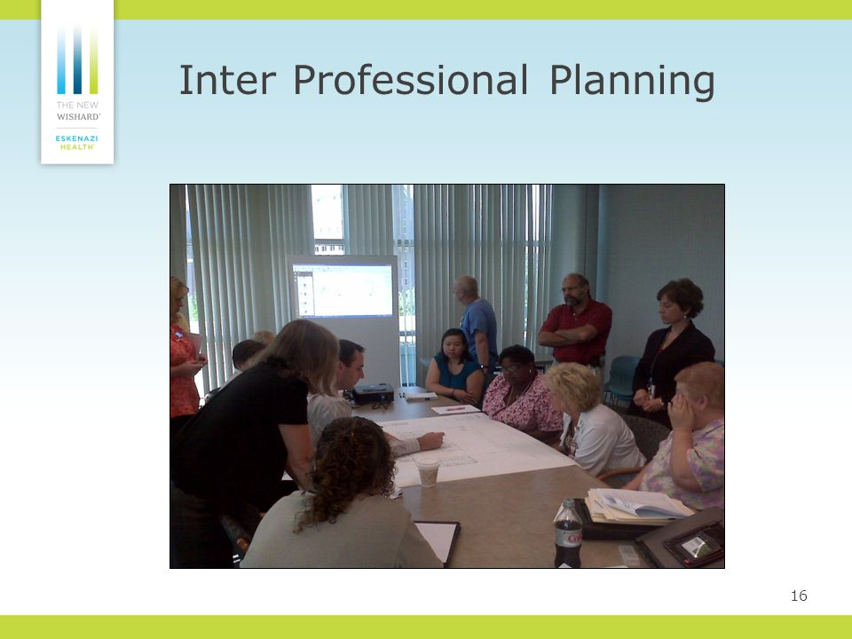16 Inter Professional Planning