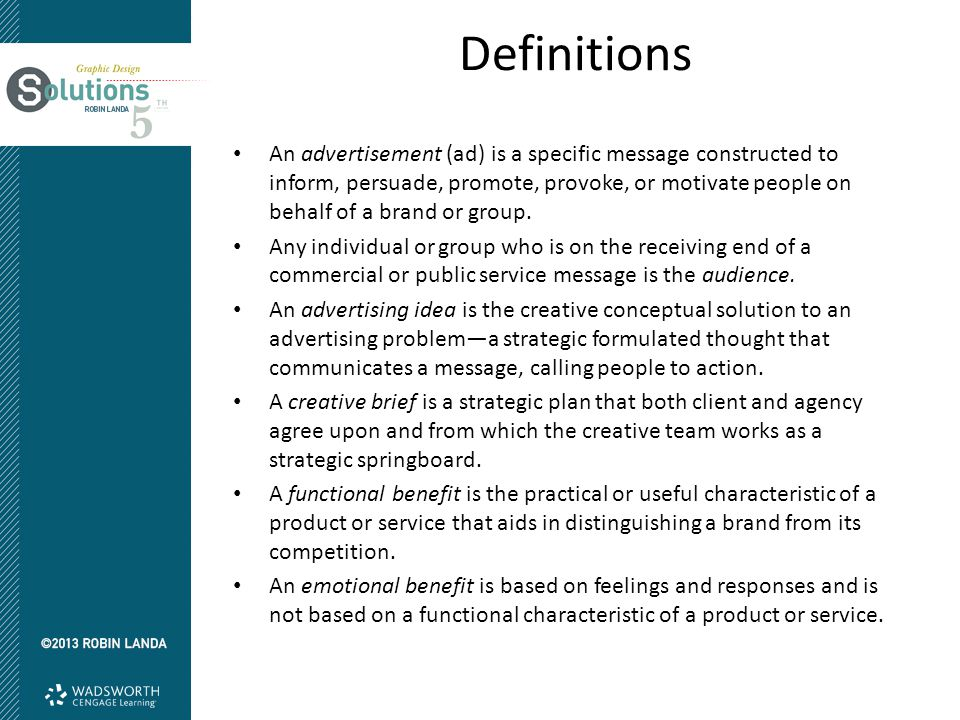 The Purpose of Advertising Advertising is used in a free market system to promote one brand or group over another.