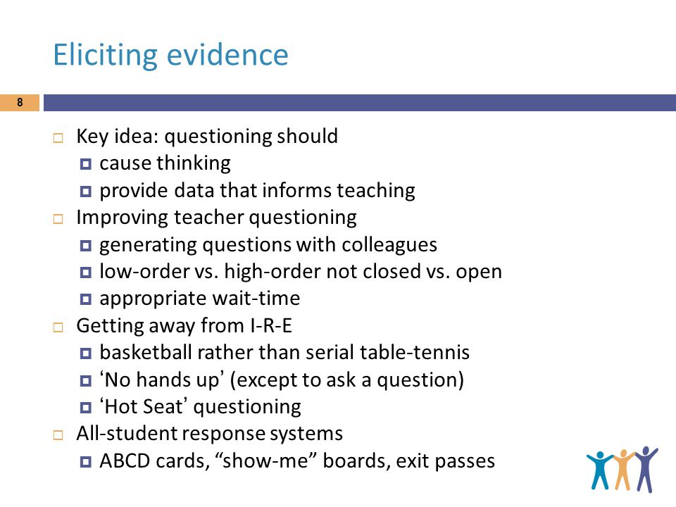 Questioning in math: Discussion Look at the following sequence: 3, 7, 11, 15, 19, ….