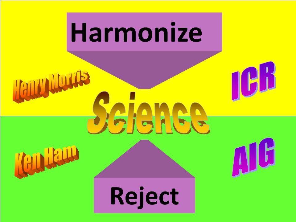 Harmonize Reject
