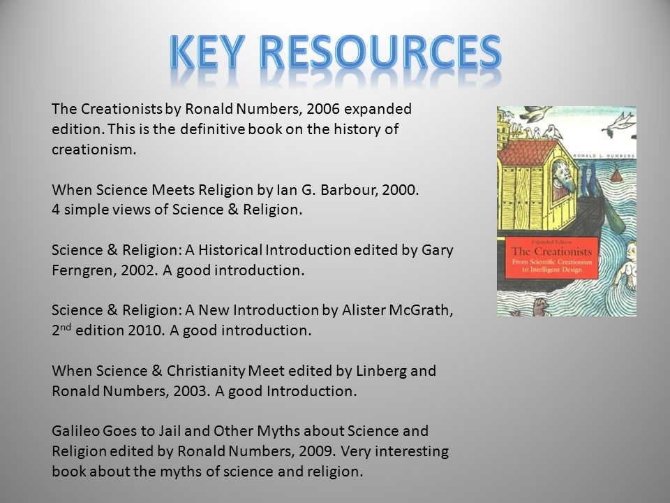 The Creationists by Ronald Numbers, 2006 expanded edition.