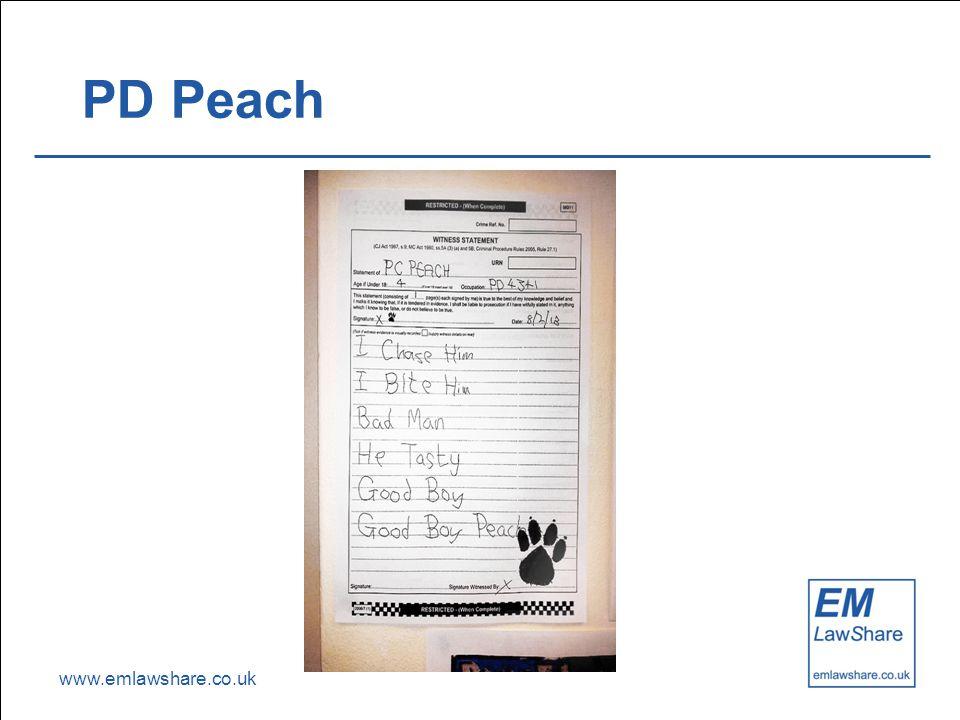 www.emlawshare.co.uk PD Peach