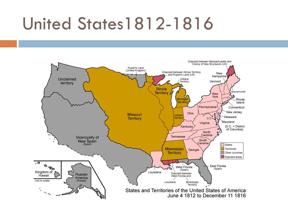 United States1812-1816