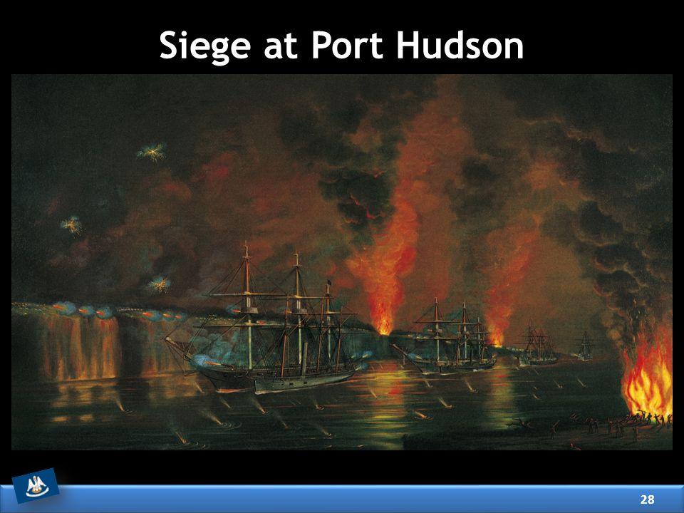 Siege at Port Hudson 28