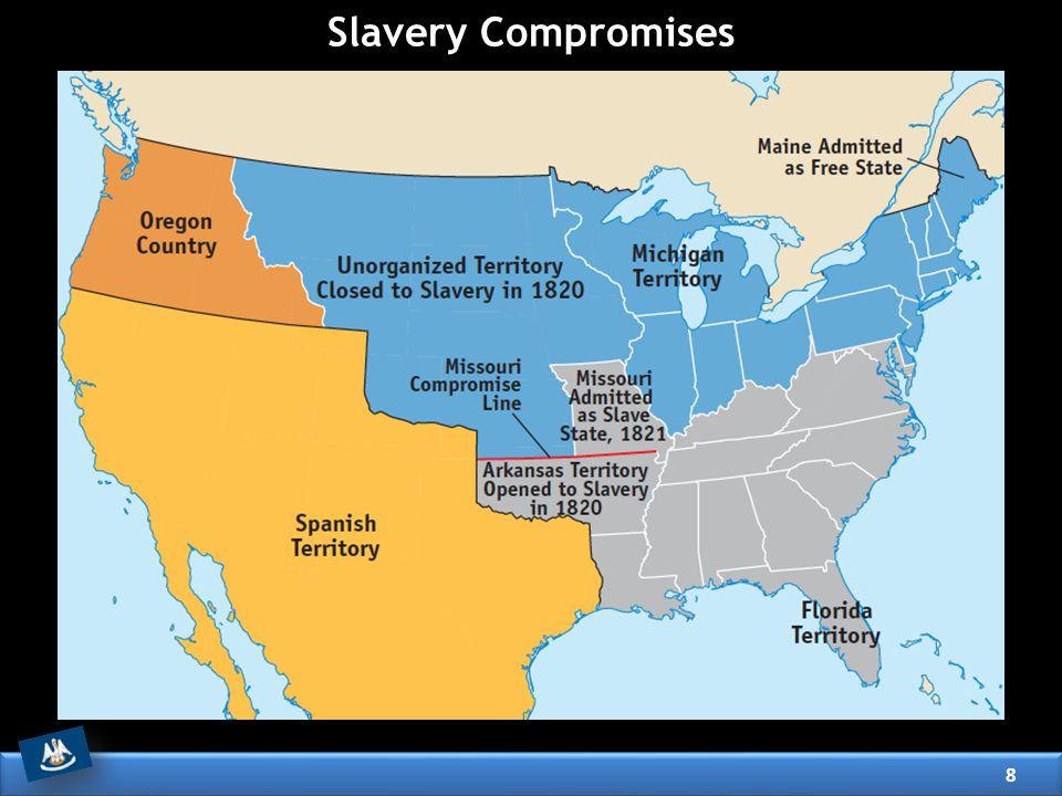 Slavery Compromises 8