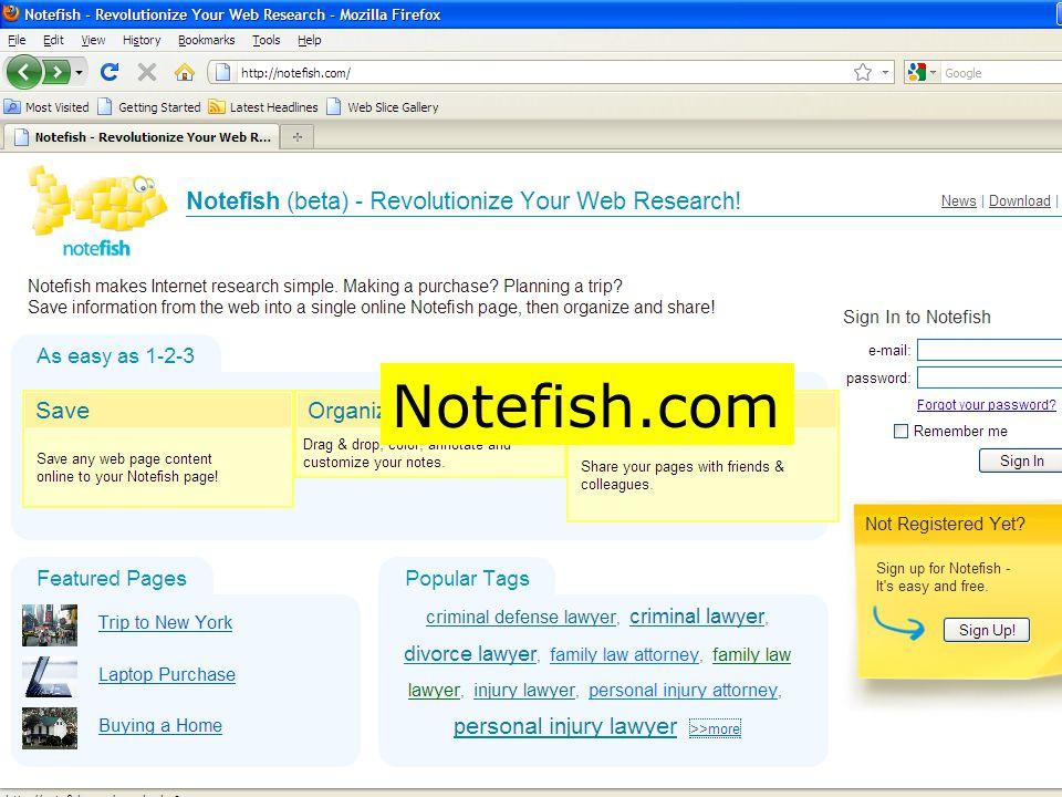 Notefish.com