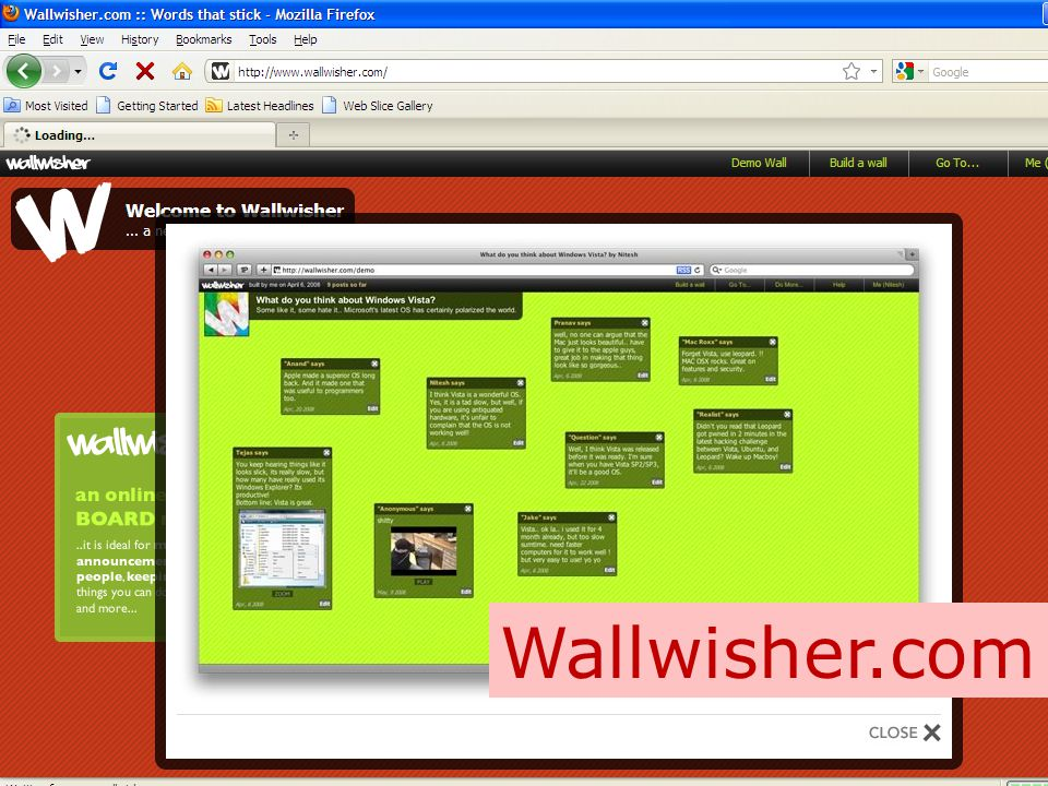 Wallwisher.com