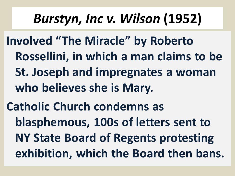 Burstyn, Inc v.