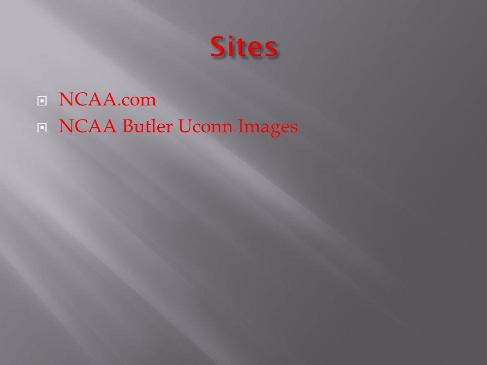  NCAA.com  NCAA Butler Uconn Images