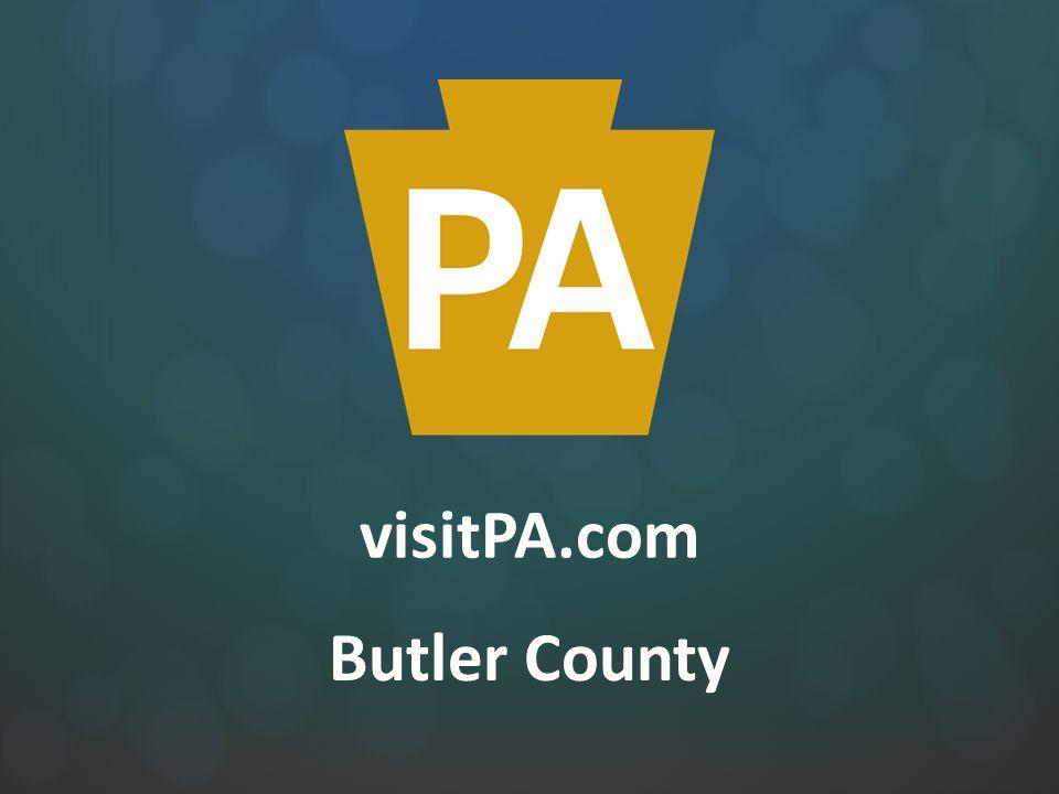 visitPA.com Butler County