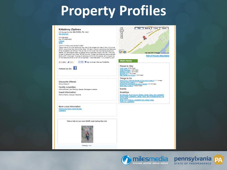 Property Profiles