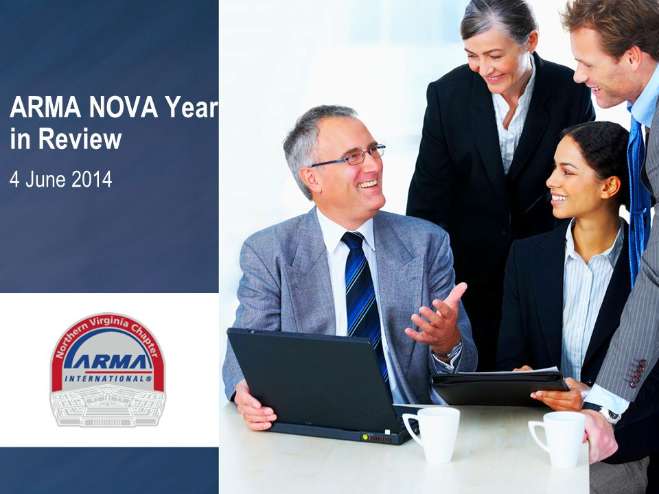 ARMA NOVA Year in Review 4 June 2014