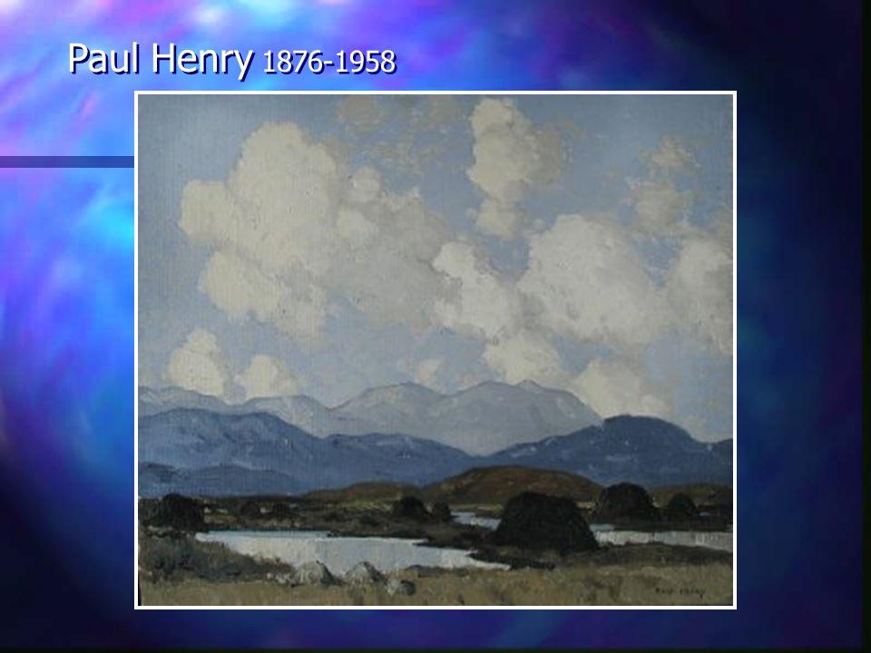Paul Henry 1876-1958