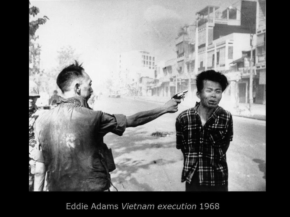 Eddie Adams Vietnam execution 1968
