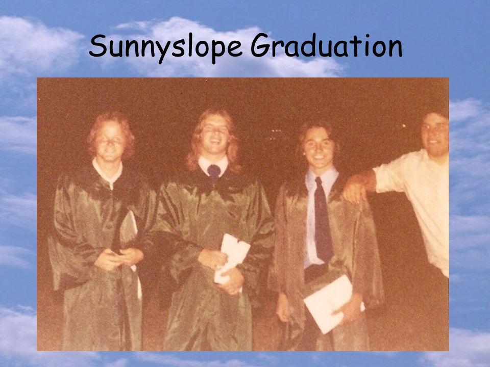 Sunnyslope Graduation