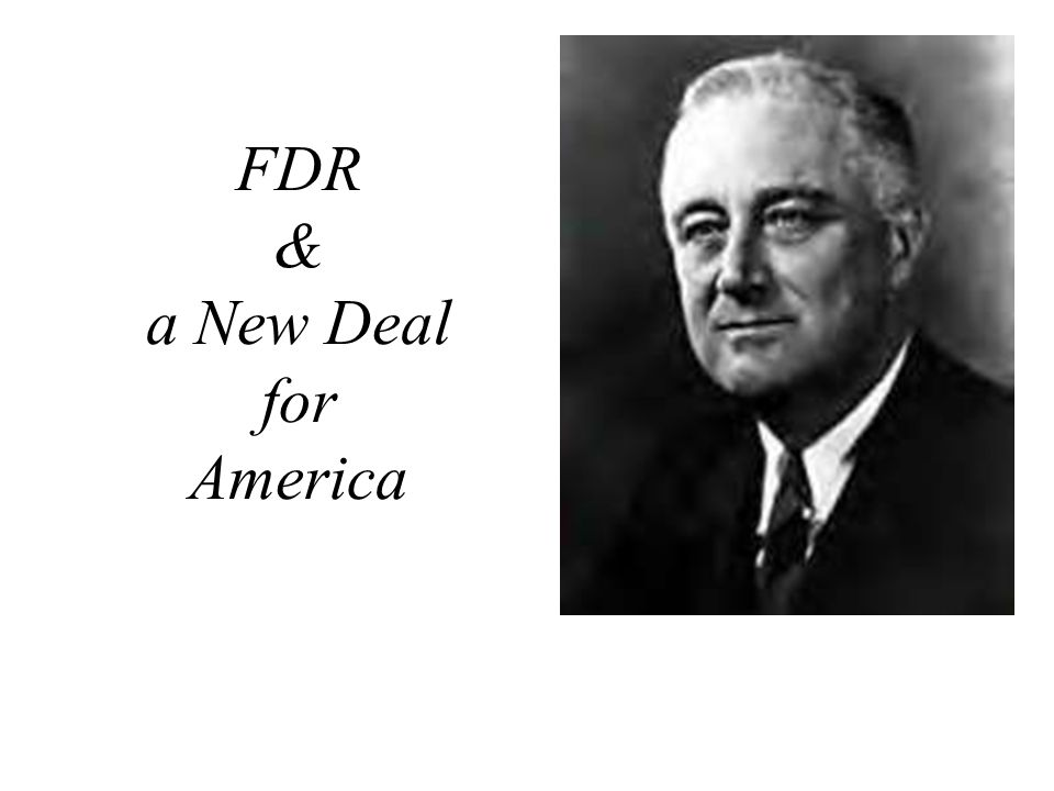 New Roles for African Americans Roosevelt's administration also appointed many African Americans.