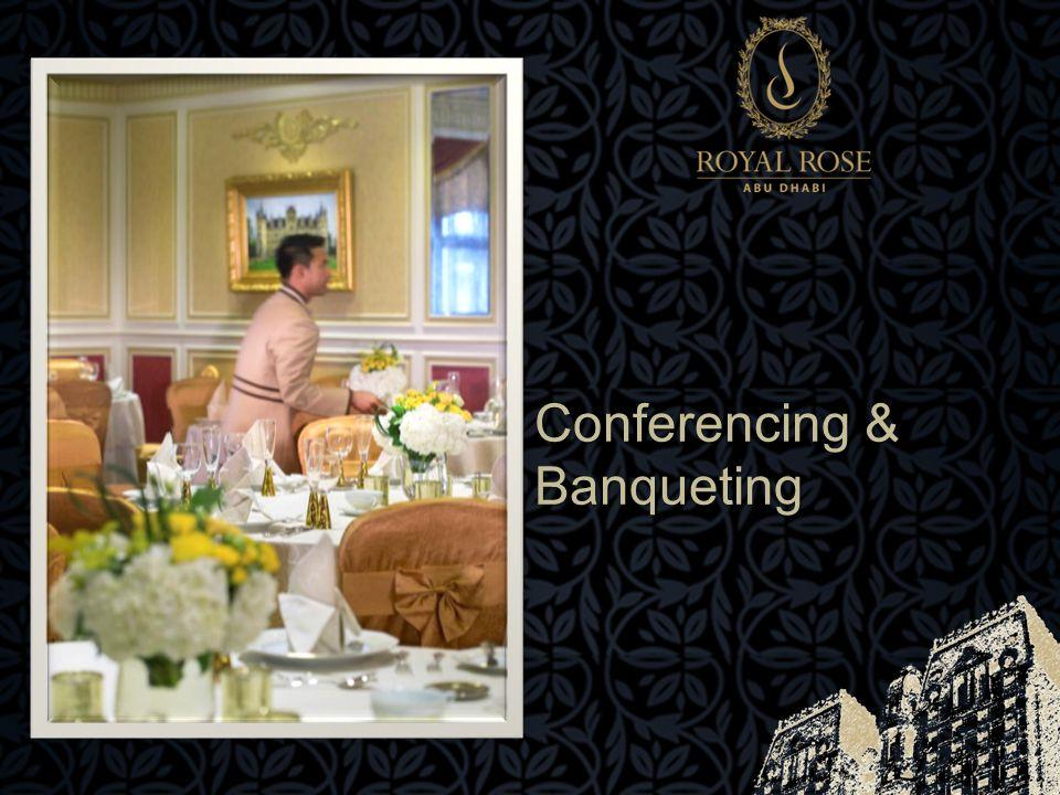 Conferencing & Banqueting