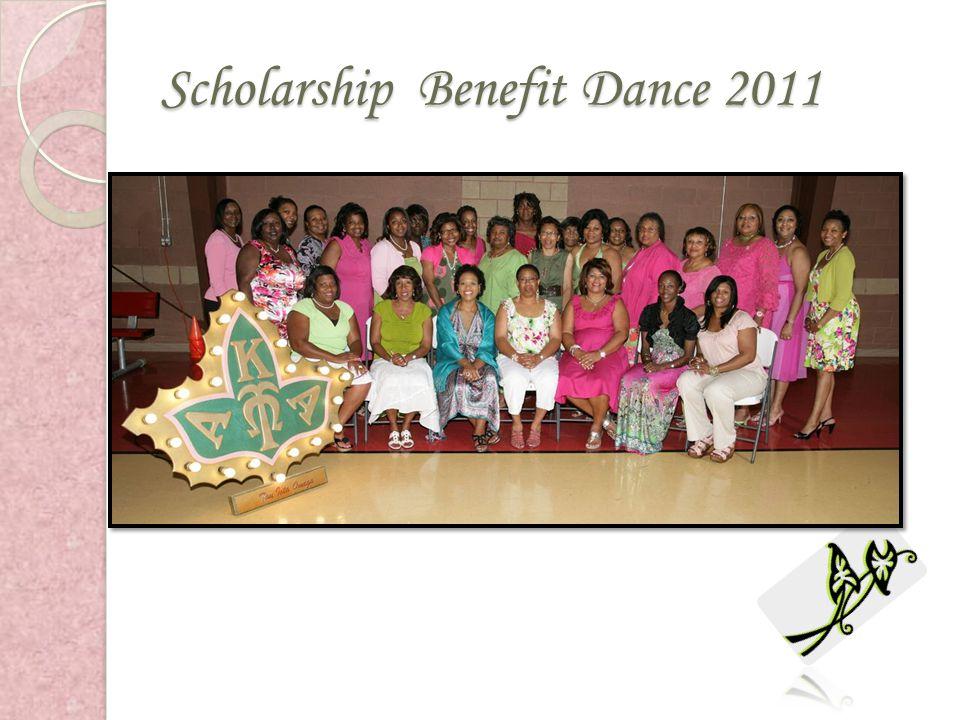 Scholarship Benefit Dance 2011