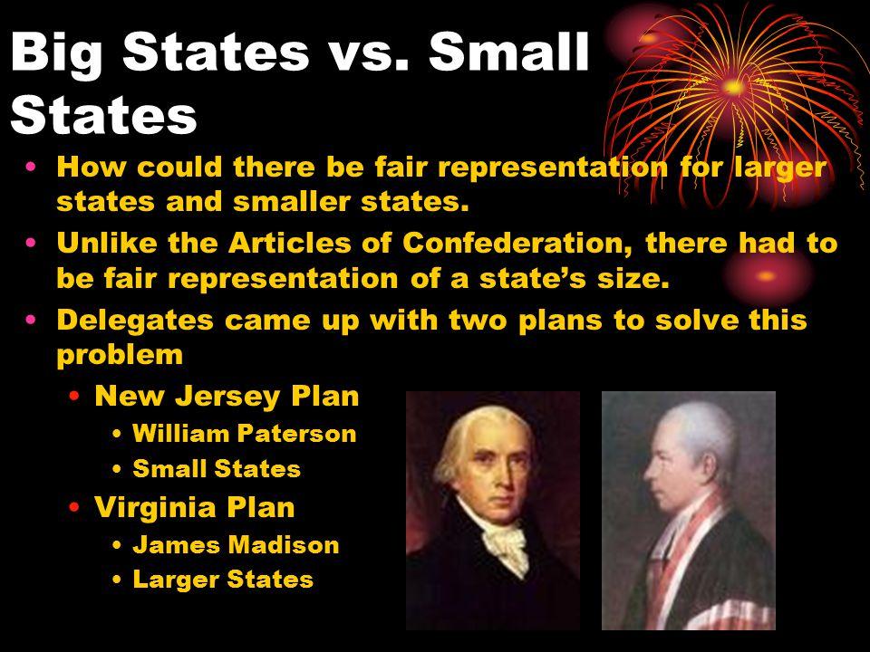 Big States vs.