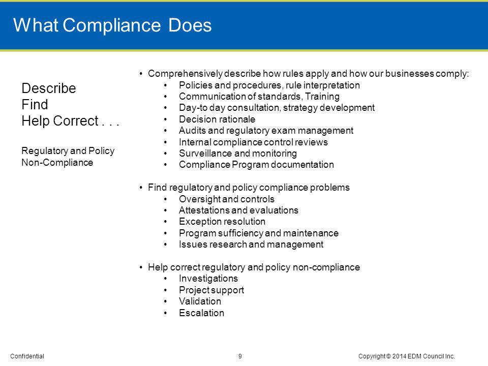 Confidential Limiting PoC Scope using SBVR SE 20Copyright © GRCTC- UCC