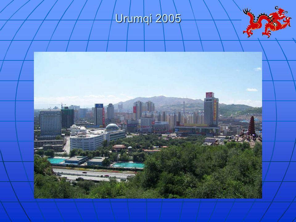 Urumqi 2005