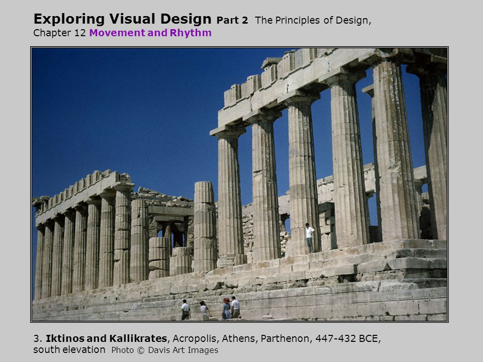 Exploring Visual Design Part 2 The Principles of Design, Chapter 12 Movement and Rhythm 3.
