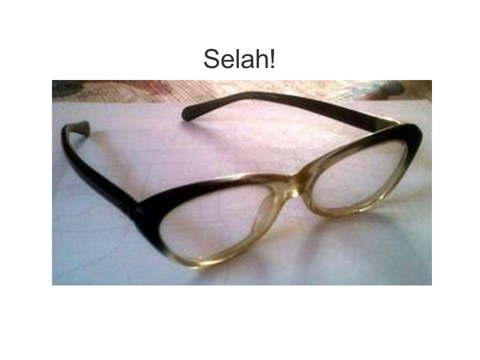 Selah!