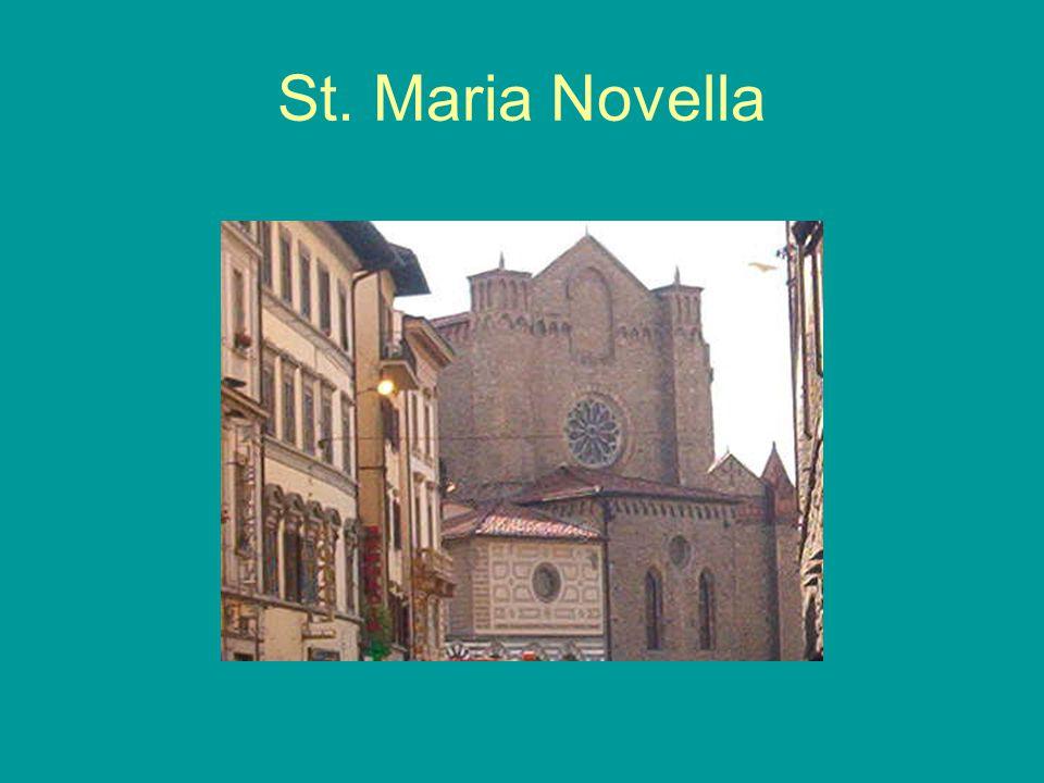 St. Maria Novella