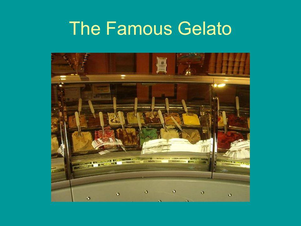 The Famous Gelato