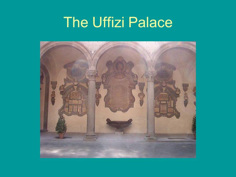 The Uffizi Palace