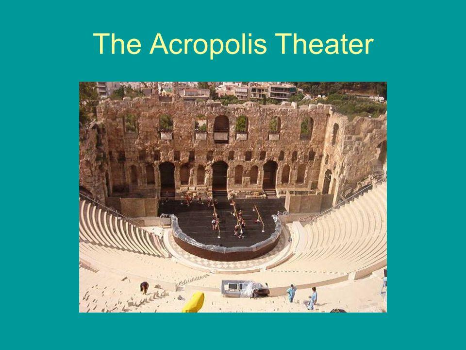 The Acropolis Theater
