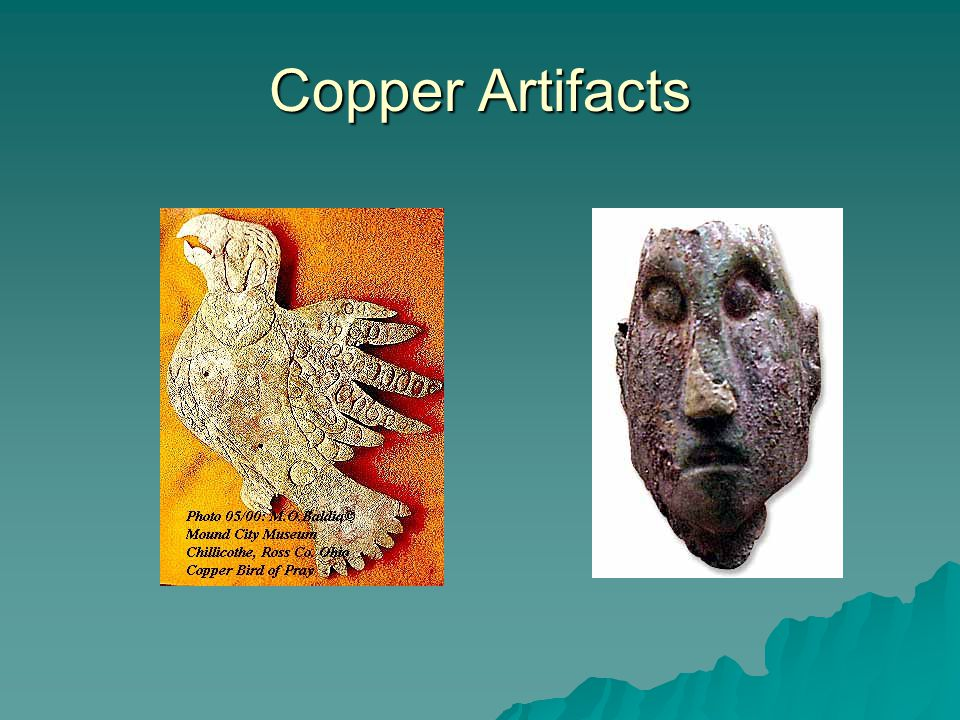 Copper Artifacts