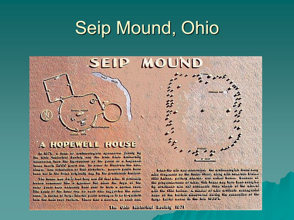 Seip Mound, Ohio