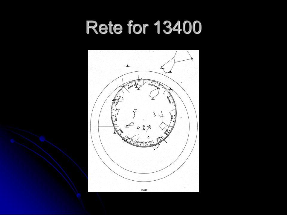 Rete for 13400