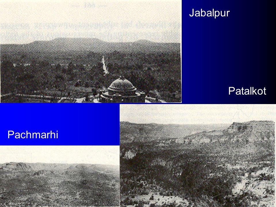 Pachmarhi Patalkot Jabalpur