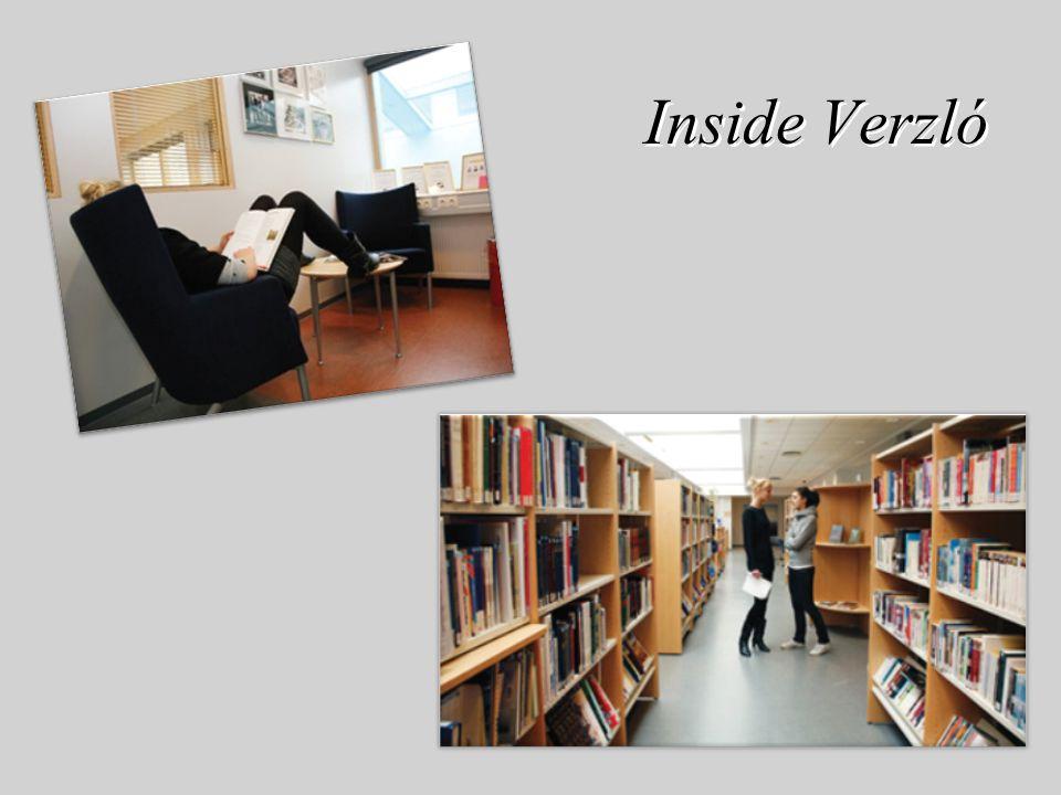 Inside Verzló