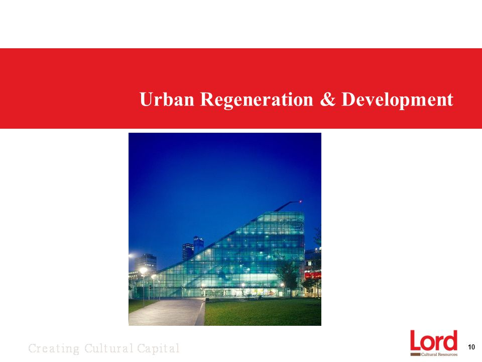 10 Urban Regeneration & Development