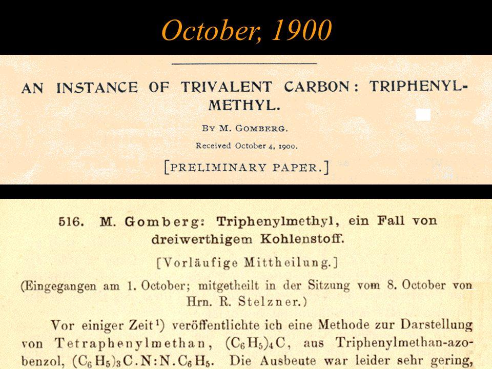 October, 1900