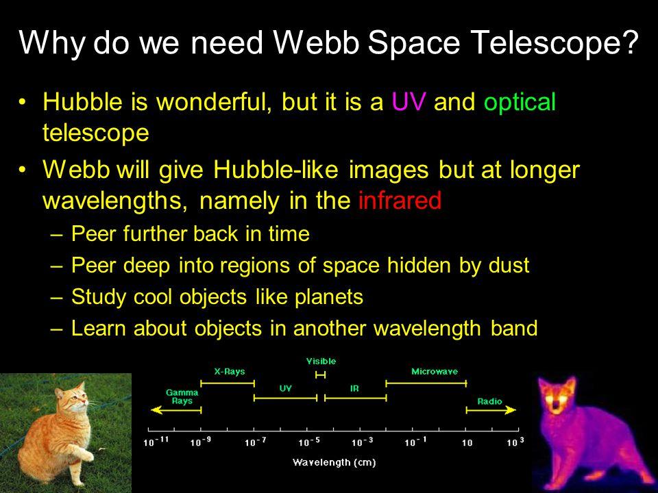 Why do we need Webb Space Telescope.