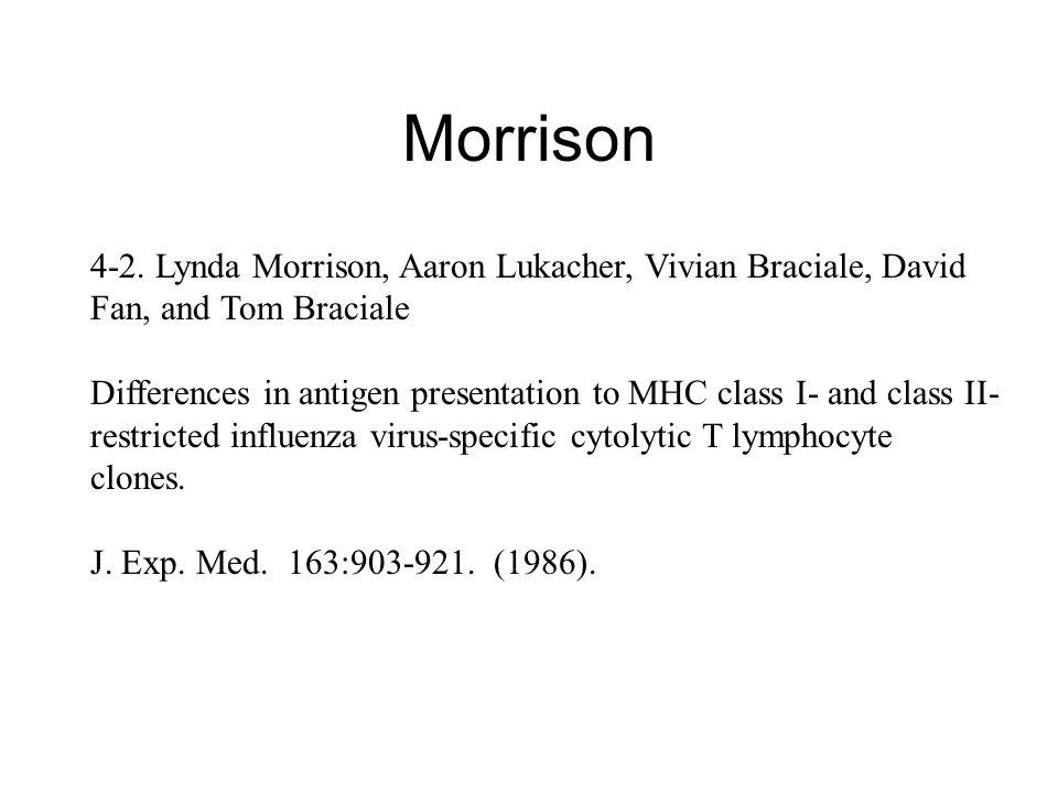 Morrison 4-2.