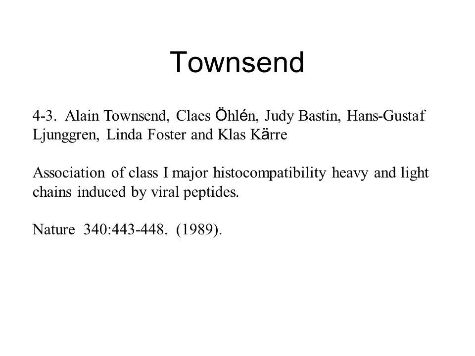 Townsend 4-3.