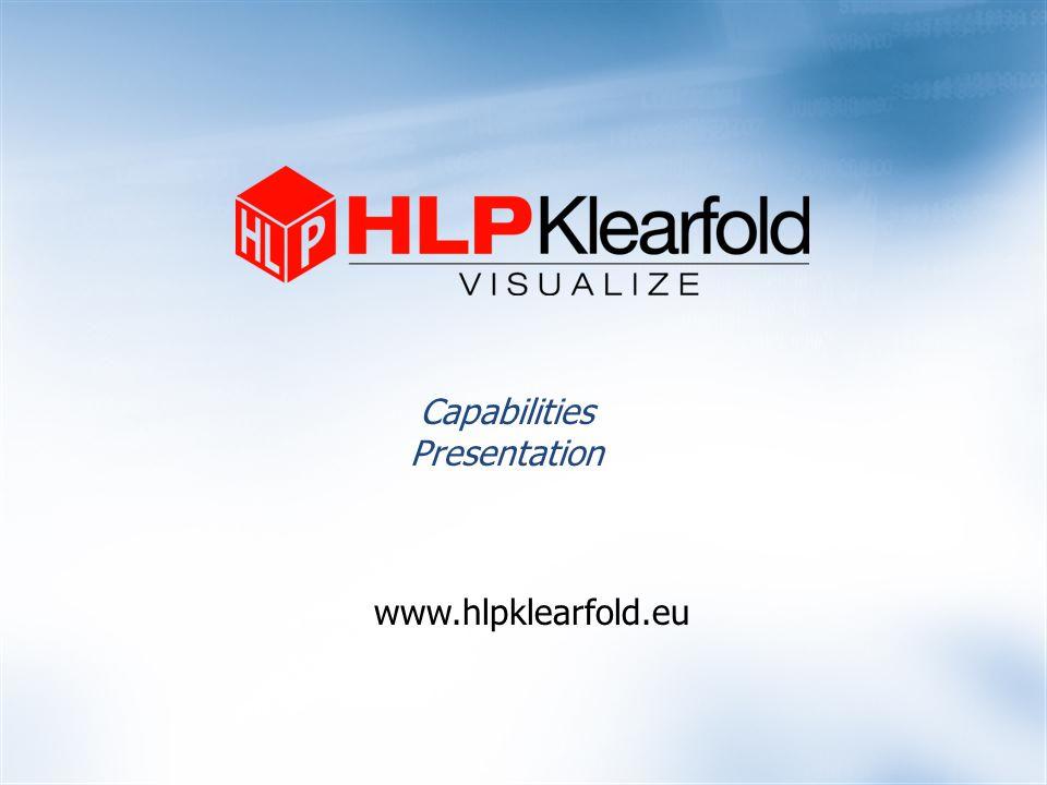 Capabilities Presentation www.hlpklearfold.eu