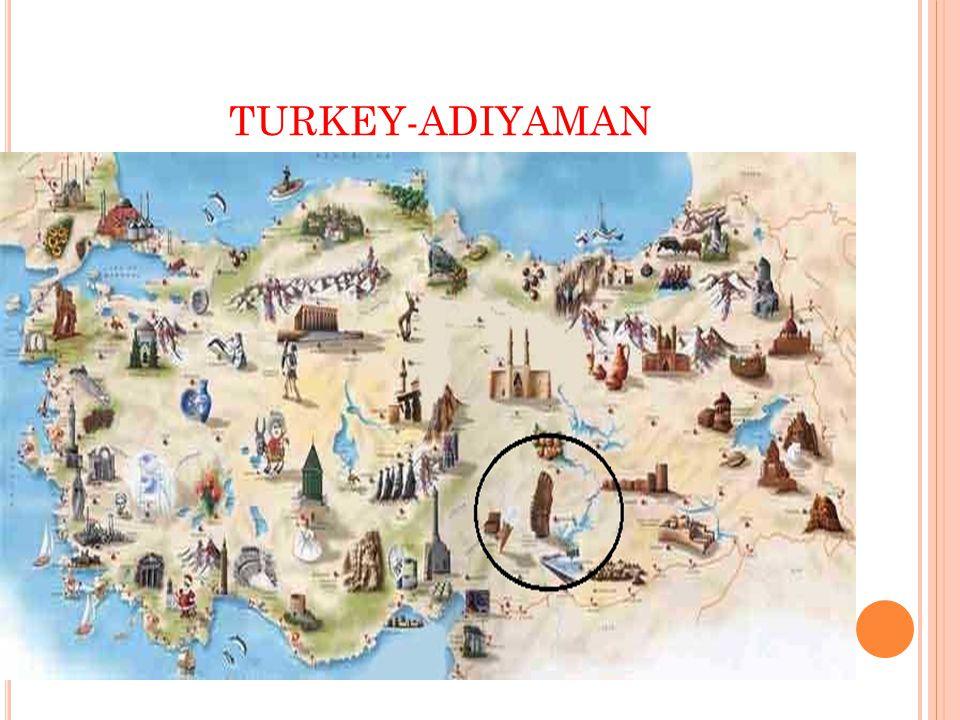 TURKEY-ADIYAMAN